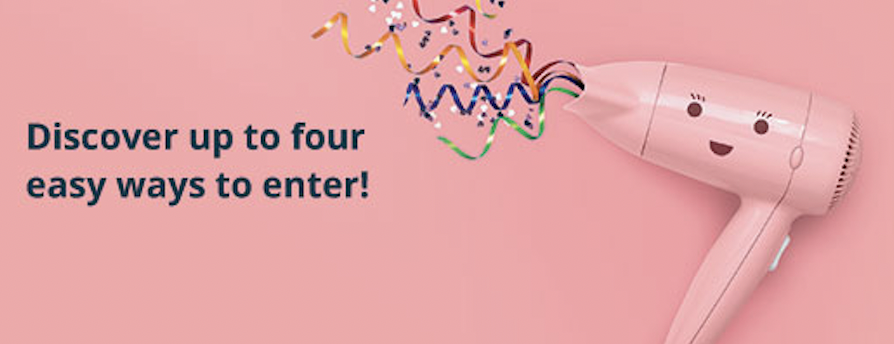 Discover up to four ways to enter!